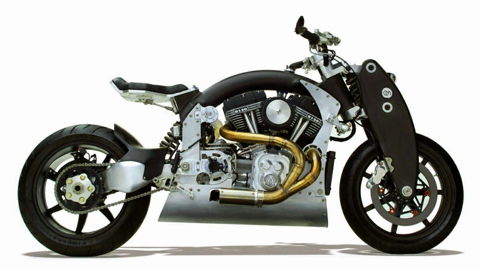 Confederate B120 Wraith Price 135 000 Motorcycles Motorcycle
