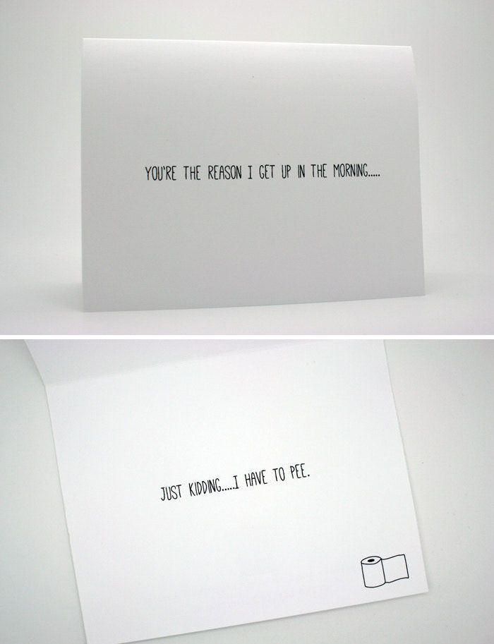 24 Unusual Love Cards For Couples With A Twisted Sense Of Humour ...