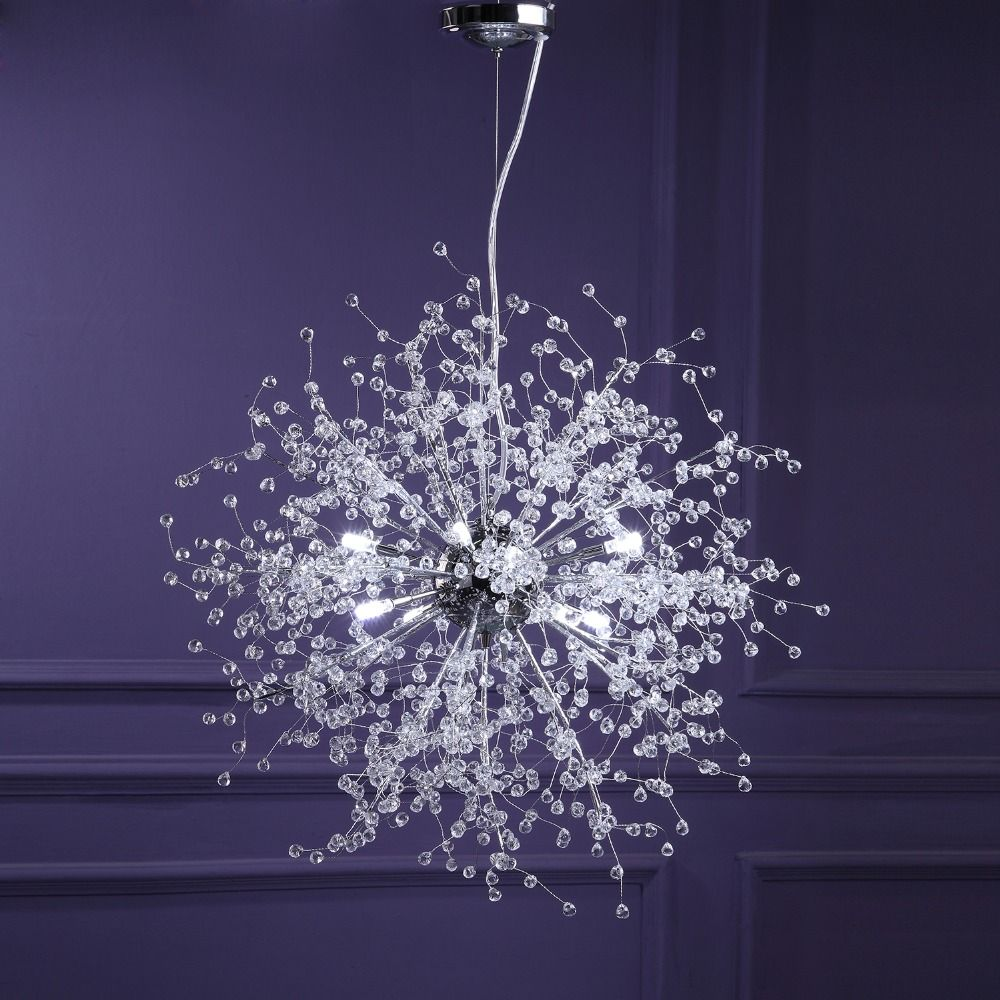 Gdns chandeliers firework led light stainless steel crystal gdns chandeliers firework led light stainless steel crystal chandelier lighting crystal fixtures chandeliers lighting foyer arubaitofo Image collections