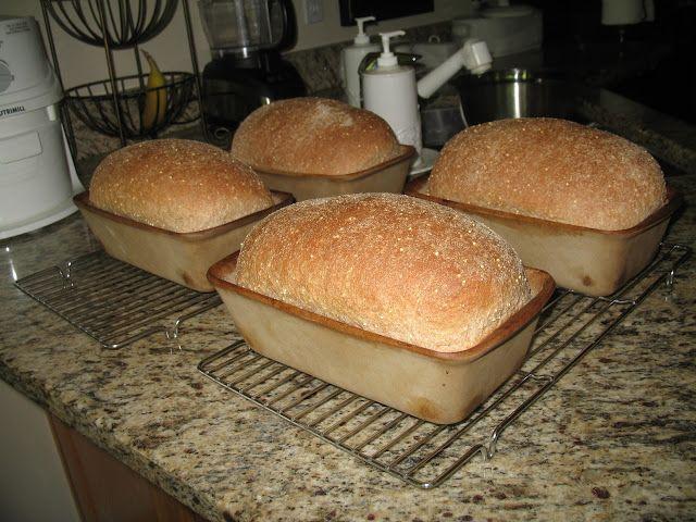 Her Vintage Soul: Wholegrain Bread