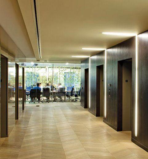 Great Elevator Lobby Love The Herringbone Flooring The