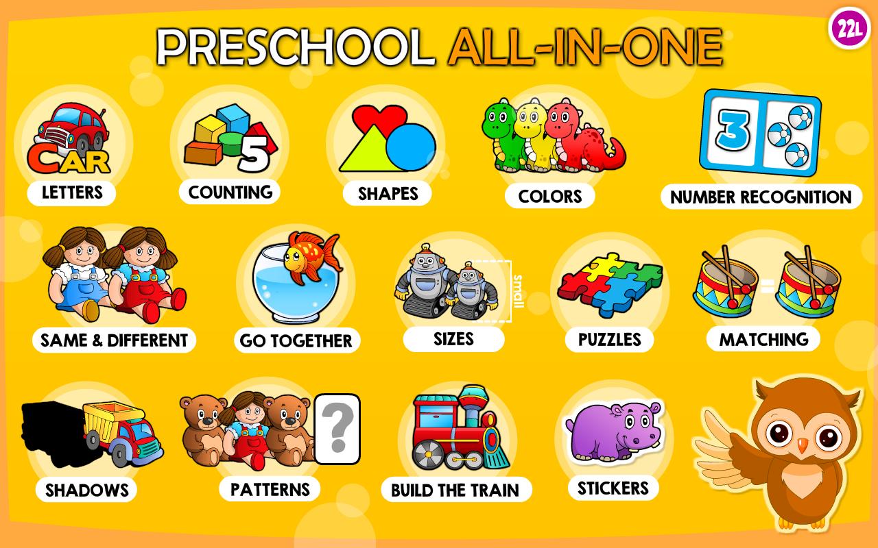 Abby Basic Skills Preschool Learning Games For Kids Reading Games For Kids Learning Games For Preschoolers