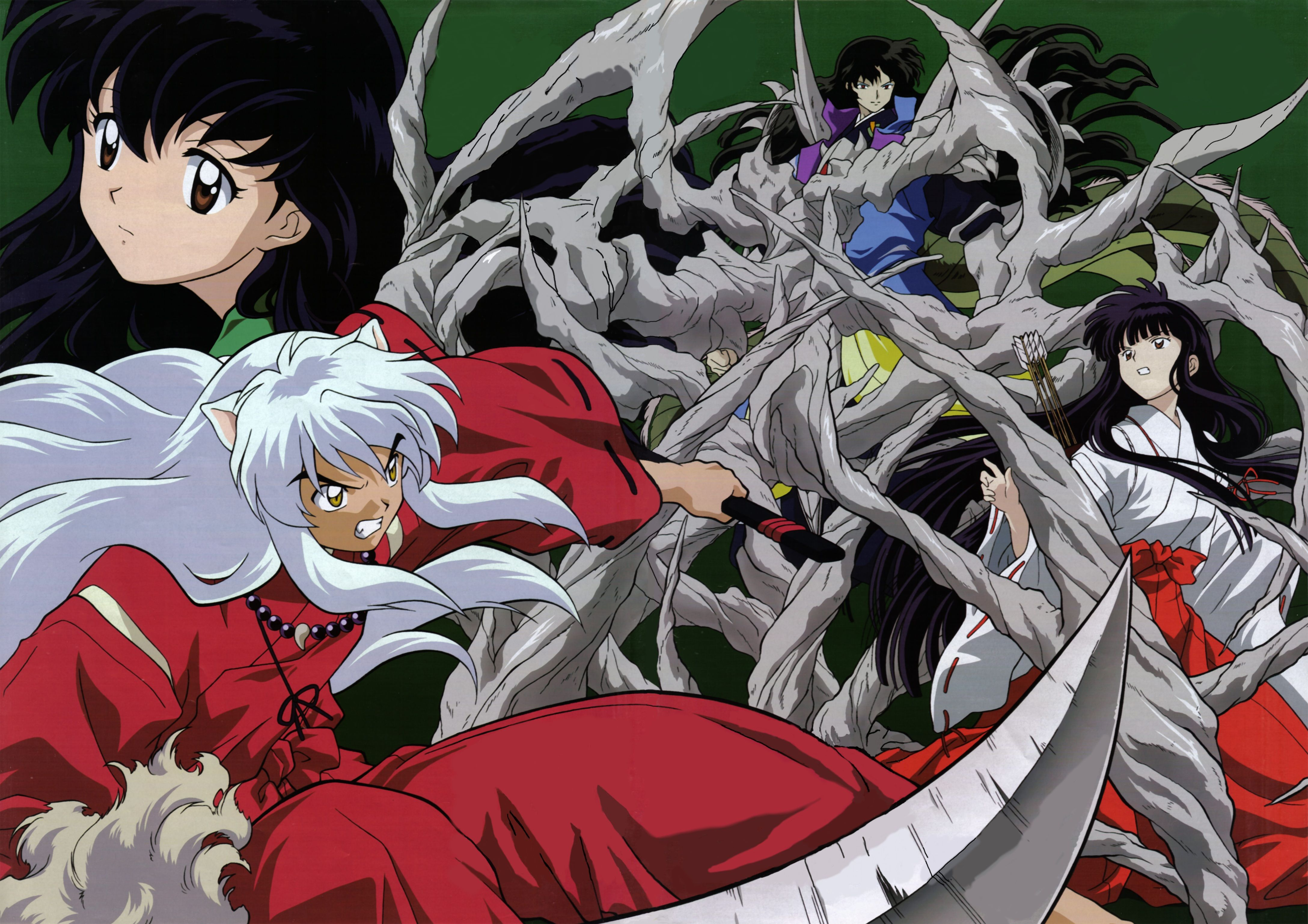 62 Inuyasha Hd Wallpapers Backgrounds Wallpaper Abyss Anime Inuyasha Anime Wallpaper