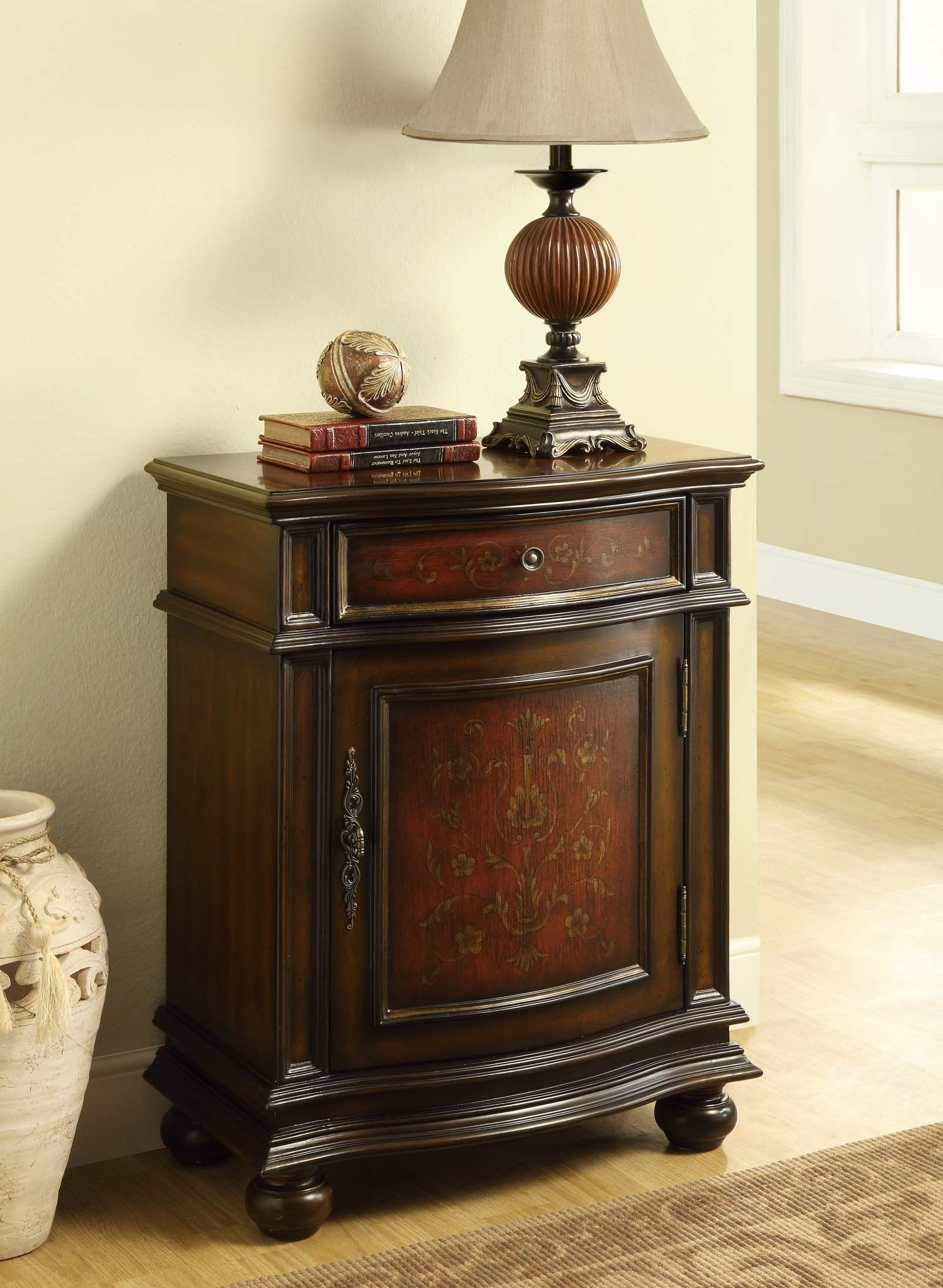 Take A Blast Into The 1700u0027s With This Traditional Bombay Cabinet! This  Beautiful Chest Conveniently