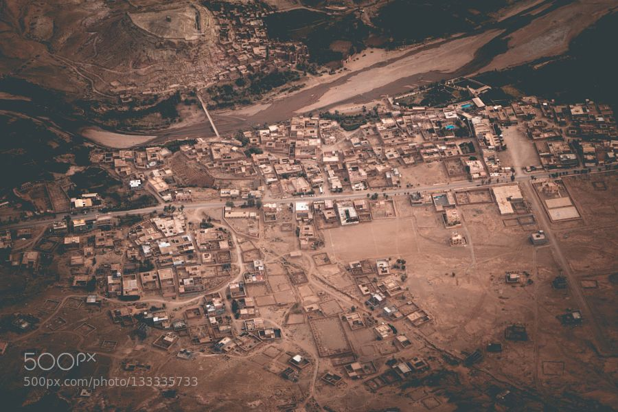 Morocco from above by migylopz