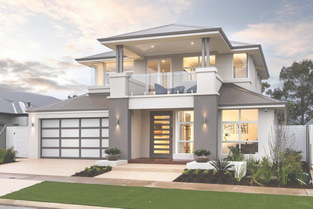 Oconnorhomesinc Com Awesome Cool Modern House Plans Two Story Or Storey Double In 2020 Double Storey House Modern House Plans House Designs Exterior