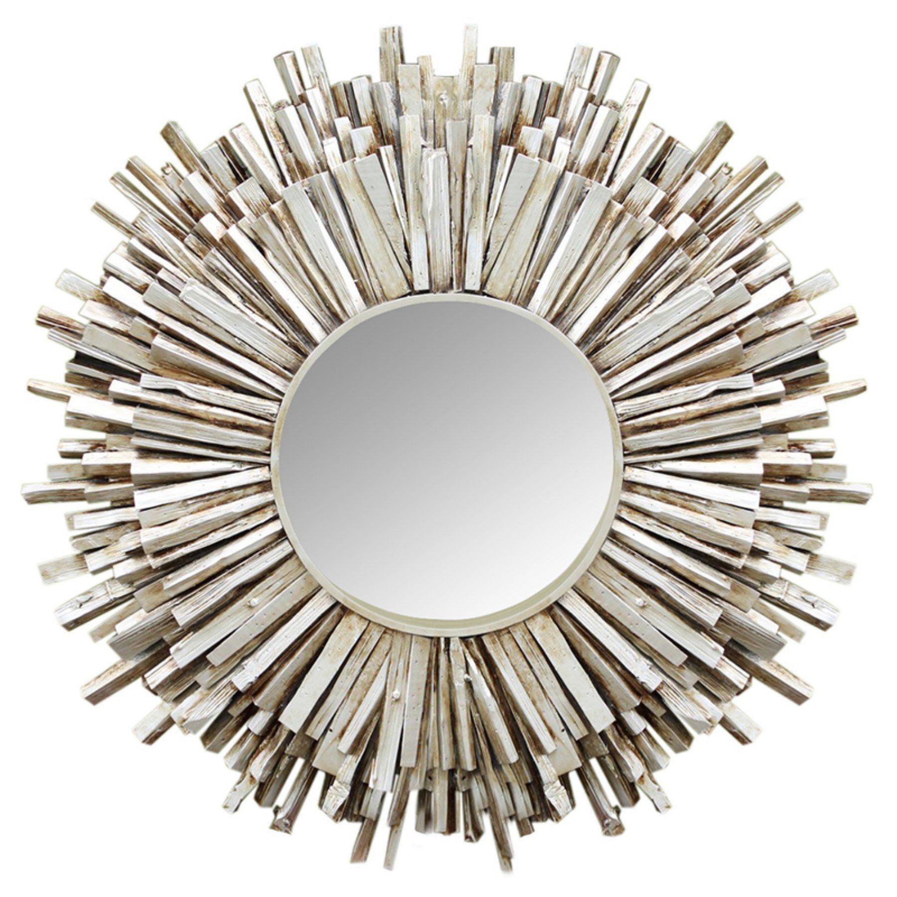 Gild Design House Juniper Mirror  36W X 36H In