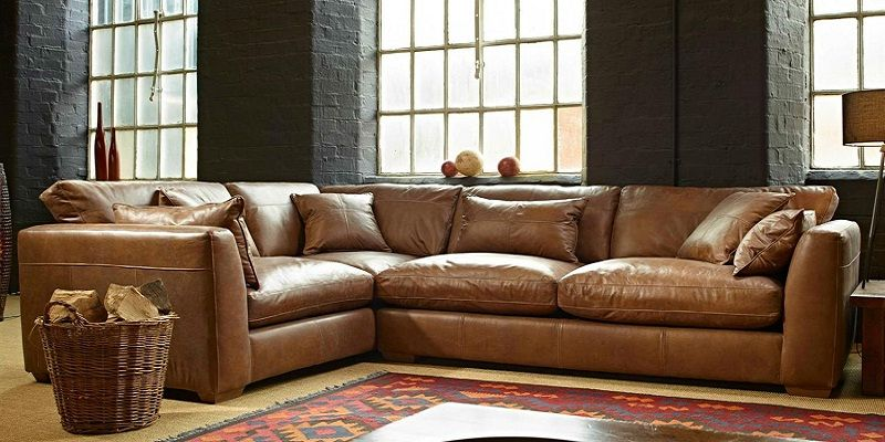 Distressed Tan Leather Corner Sofa Leather Corner Sofa Distressed Leather Couch Corner Sofa Design