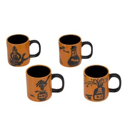 Omniware Halloween Potion Mugs, Set of 9 Omniware http://www.amazon ...