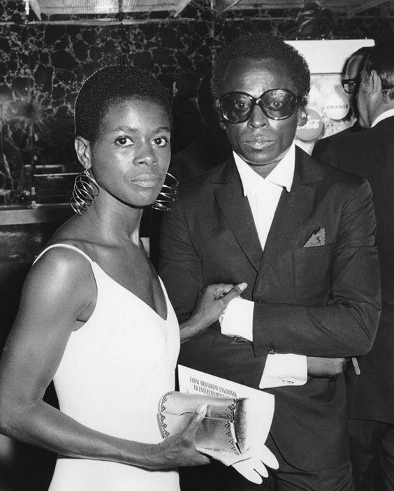 Cicely Tyson and Miles Davis, Senator Eugene McCarthy's ...