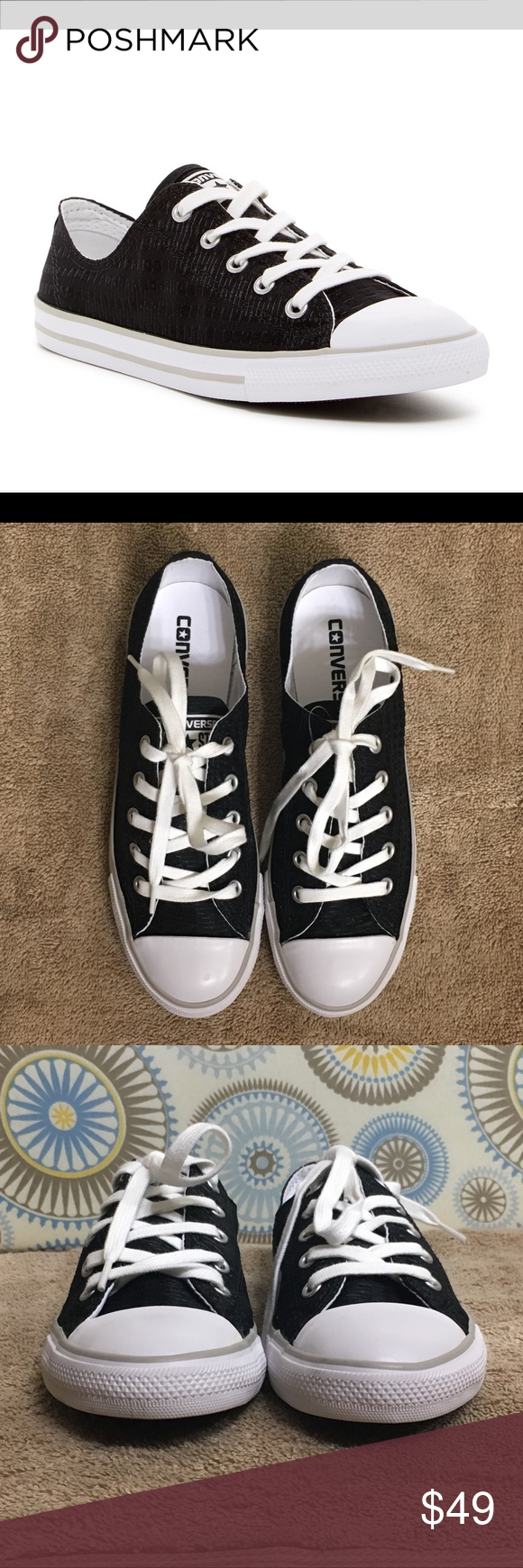 c9dab4bc8dd800 Converse CTAS Daitly Low Top Sneaker These are brand new Converse Chuck  Taylor All Star Dainty