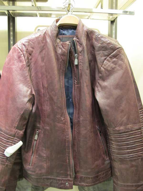 283b4f63c zara-men,-leather-brown,-biker--jacket | Men's Fashion Looks I Love ...