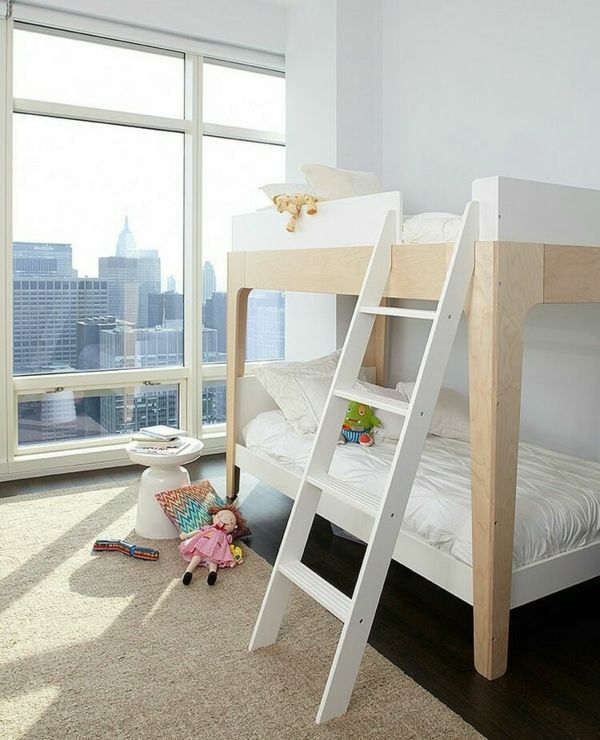 hochbett im kinderzimmer 100 coole etagenbetten f r kinder interior inspiration kids. Black Bedroom Furniture Sets. Home Design Ideas
