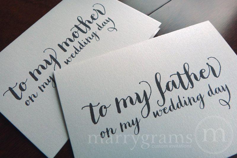 STEP MUM-Step Mother of the Bride Thank You Card-Keepsake-Personalised-Vintage