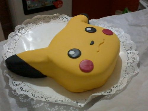 Pikachu Kuchen Fur Kindergeburtstag Pokemon Kindergeburtstag