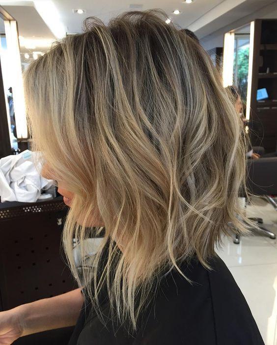 Cute Hairstyles For Medium Length Hair Brilliant 32 Cute Hairstyles For Shoulder Length Hair For 2017  2018