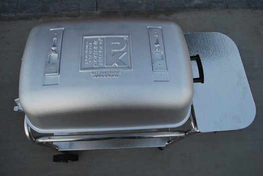 Portable Kitchen Is The Finest Cast Aluminum Barbecue Grill Available On Market Today Usa Made Http Www Pkgrills Index Php Pinterest