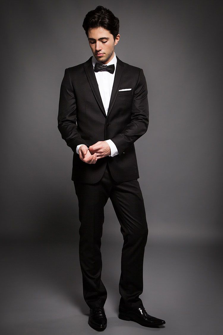 Tuxedo for the Groom // Slaters | Tuxedo | Pinterest | Mens suits ...