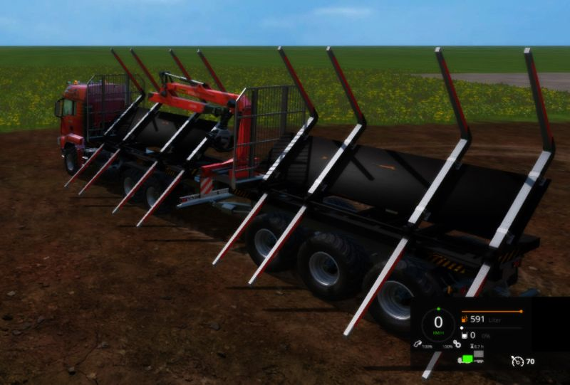 AR Forestry V 1 3 - Farming simulator 2015 mods | Farming simulator