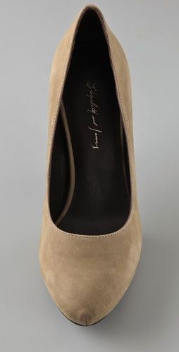 The nude pump I ve been searching for all my life! 41dae02e03ce