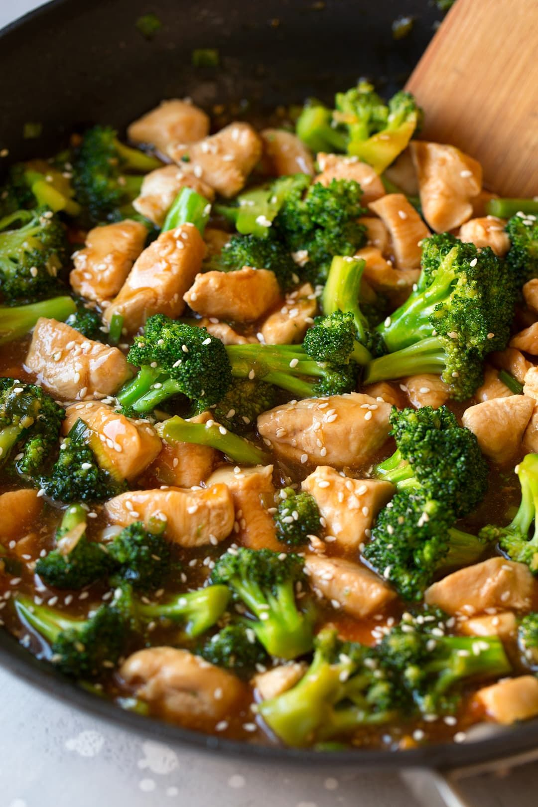 Chicken And Broccoli Stir Fry Recipe Broccoli Recipes Pork Recipes Healthy Dinner Recipes