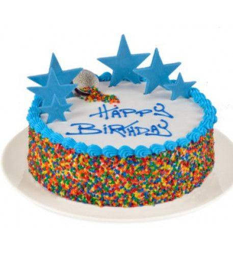 Rainbow Cake -1 Kg #sendcakeonline #ordercakedelivery #Australia | Order birthday cake. Cake delivery. Order birthday cake online