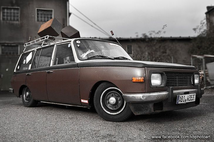 trabant wartburg barkas tuning ride it cars cars. Black Bedroom Furniture Sets. Home Design Ideas