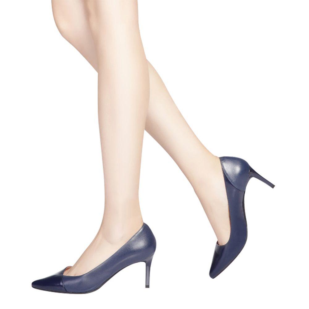 Pu Leather Women Pumps Elegant Kitten Heels Pointed Toe Party Prom Wedding Shoes Kitten Heels Women S Pumps Leather Women
