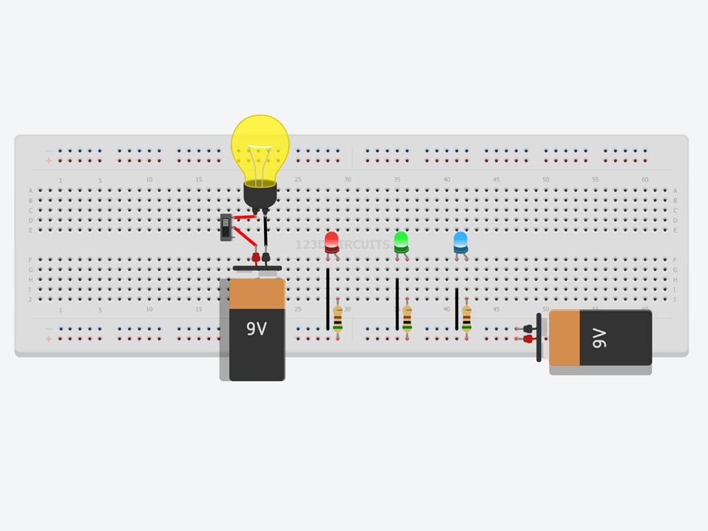 Getting Started With Electricity Diy Pinterest Start Print Electronic Schematic Diagram Circuits Printrobotselectronicsroboticsrobotconsumer Electronics