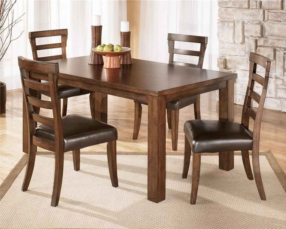 Dining Tables And Chairs Designs Video And Photos Meja Makan
