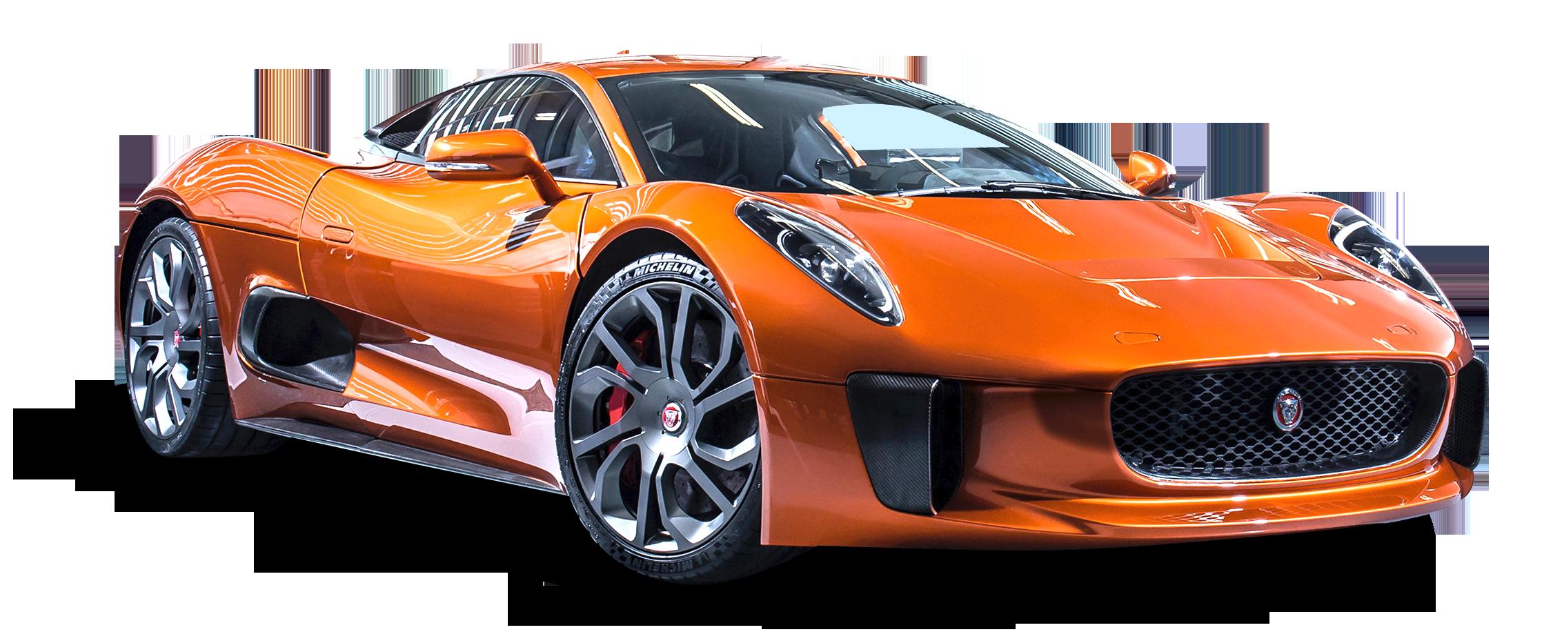 Jaguar C X75 James Bond Orange Car Png Image Jaguar Car Orange Car Jaguar