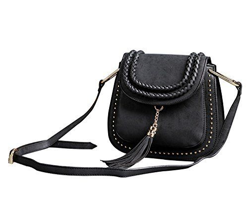 Eyedow Kingdom Woven Messenger 2016 Commuter Saddle Ladies Of Small Mini Tassel Influx Shoulder Style Cover Crossbody Summer Handbag Personalized Bags New Korea Tide Pu High-Quality Lovely Packet Bag, http://www.amazon.com/dp/B01E6WJVP2/ref=cm_sw_r_pi_n_awdm_DnECxbWWKKPQZ