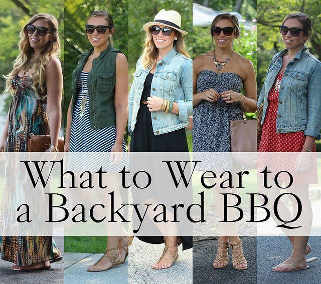 24f554ca6015 What to Wear to a Backyard BBQ