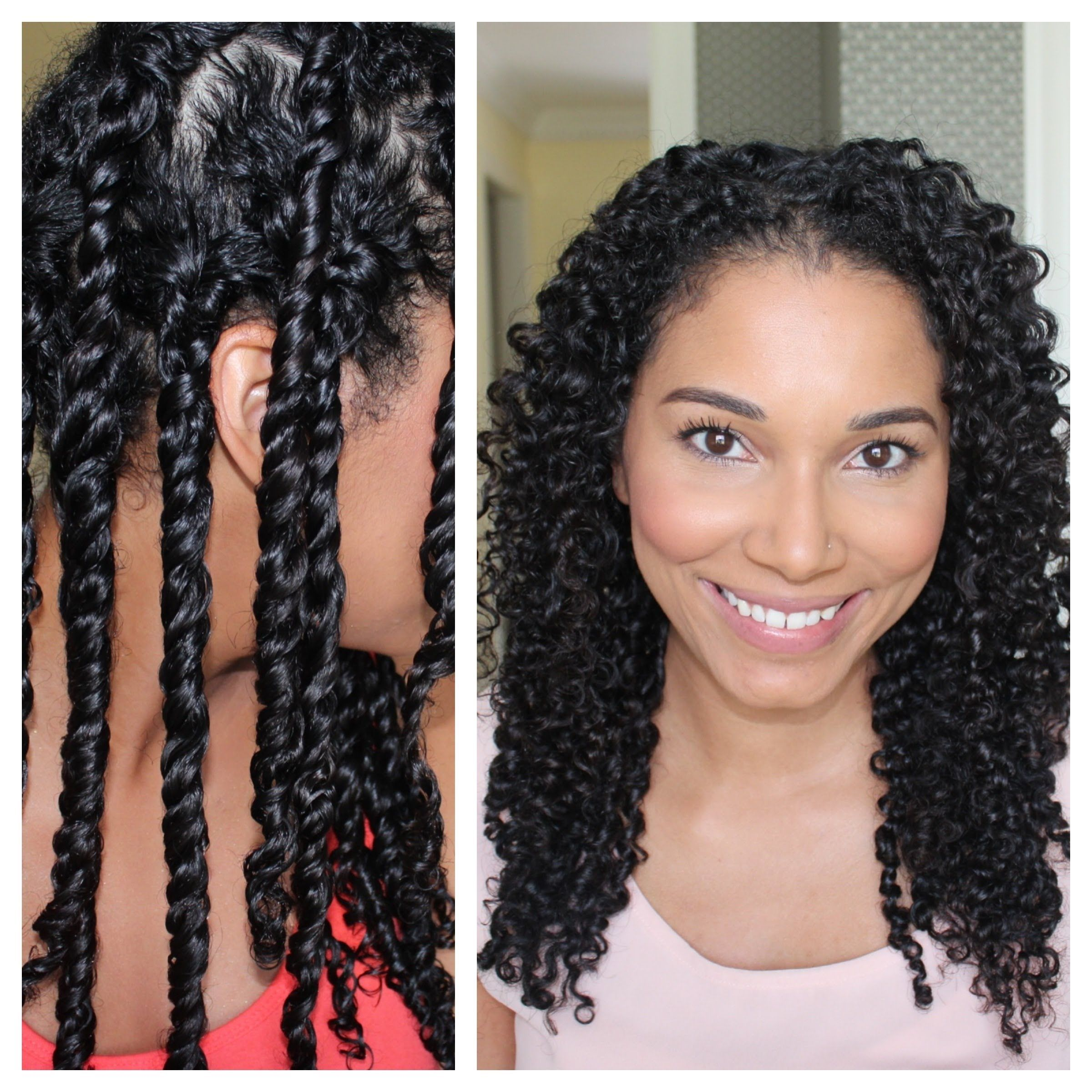 Pin By African American Hairstyles On Ohmycurlz Natural Hair Styles Hair Styles Curly Hair Styles Naturally