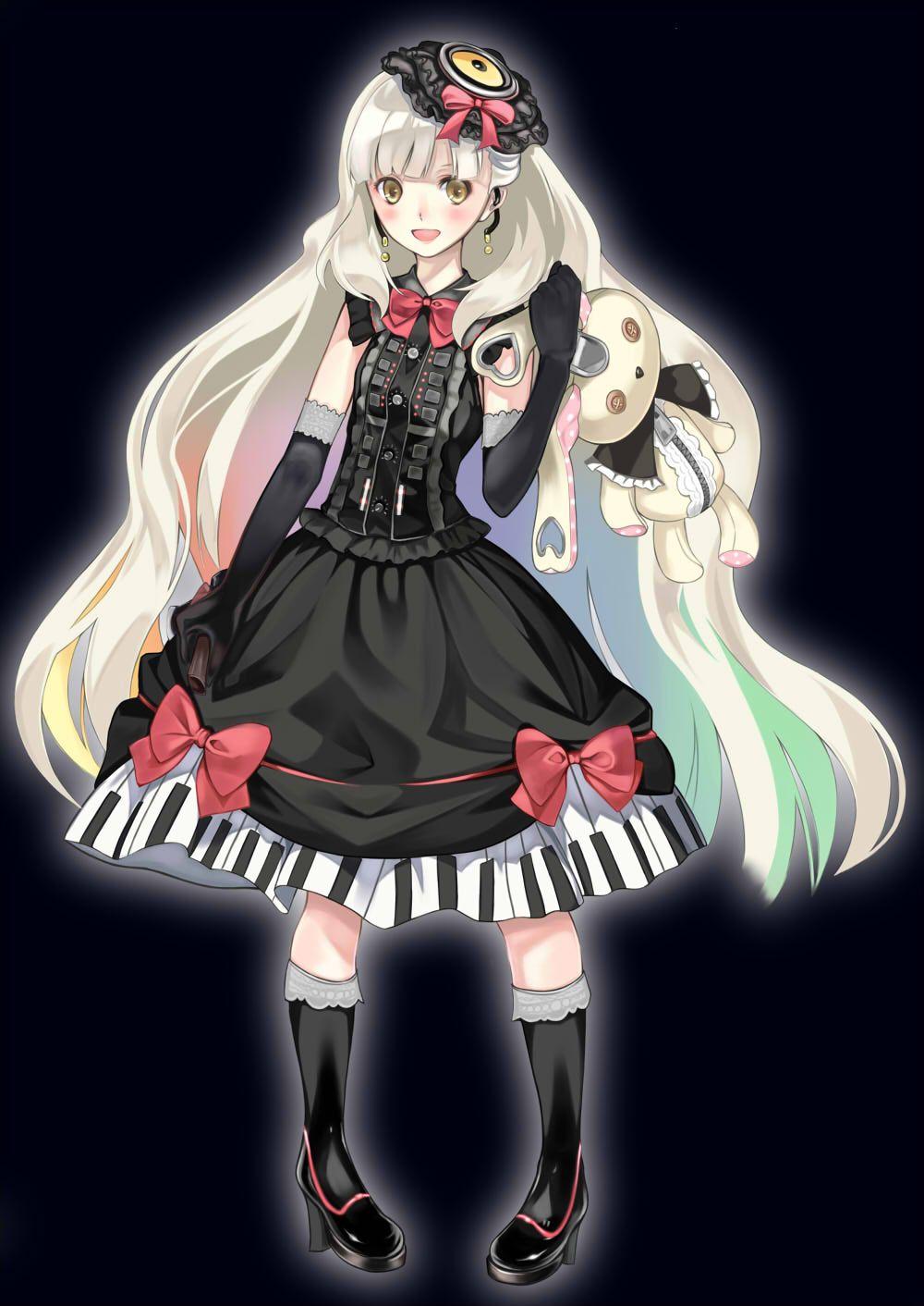 Pinterest Vocaloid mayu, Vocaloid, Anime