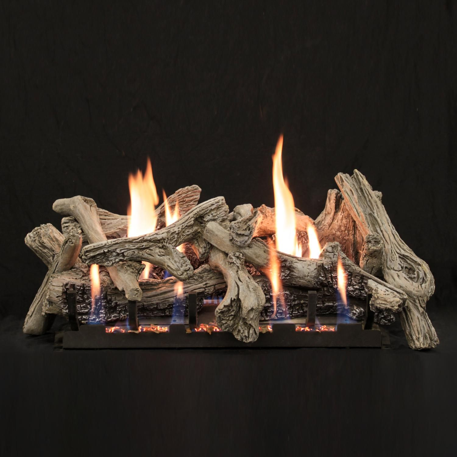 White Mountain Hearth By Empire 30 Inch Driftwood Gas Log Set With