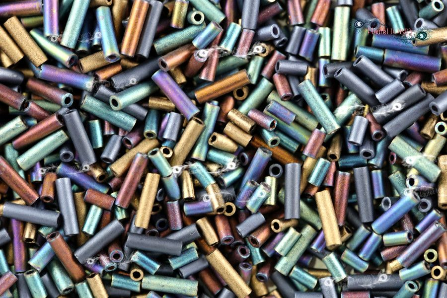 supplies bugle czech and silver lined beading size glass brown image beads seed