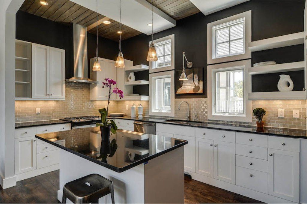 How To Install Kitchen Backsplash Claire Pinterest Kitchen