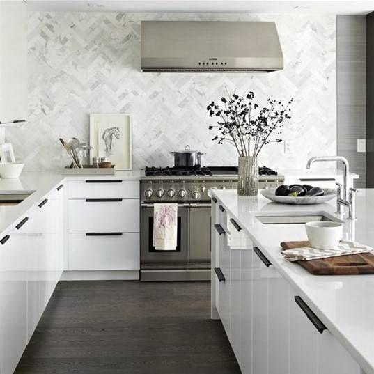 the best kitchen backsplashes on Instagram The o\u0027jays, Kitchens