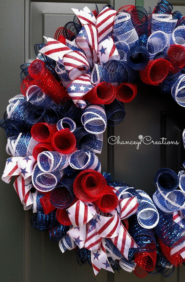 Veterans Day Wreath, 4th of July Decor, Fourth of July Wreath, Summer Wreath, Fourth of July Decor, Memorial Day Wreath, Patriotic Wreath