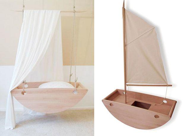 cuna colgante. Dormitorios de bebe. | Room for....UNAI | Pinterest ...