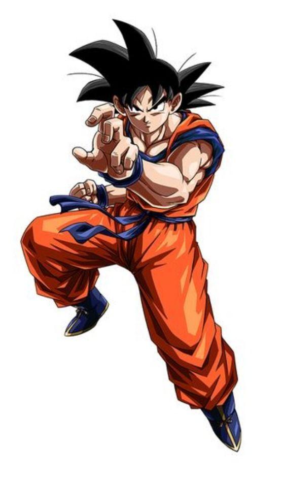 Base Form Goku Dragon Ball Art Anime Dragon Ball Dragon Ball