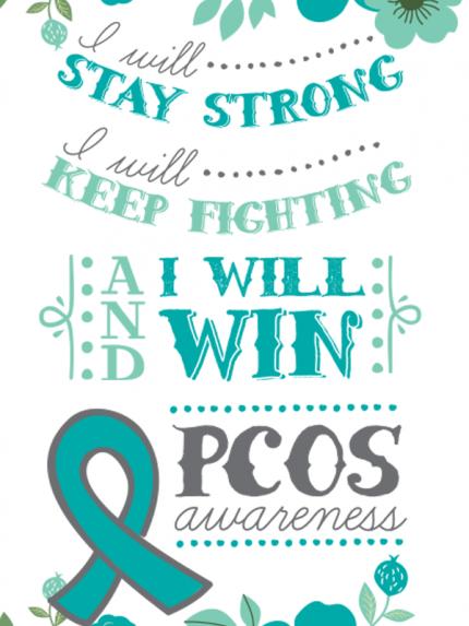 """Résultat de recherche d'images pour """"pcos awareness"""""""