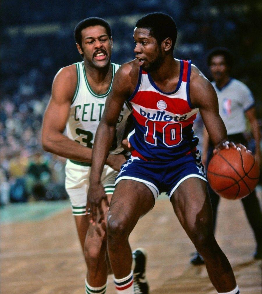 Bob Dandridge, Washington Bullets. Sports, Dandridge