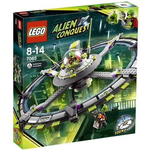LEGO Space Alien Mothership 7065 LEGO,http://www.amazon.com/dp ...