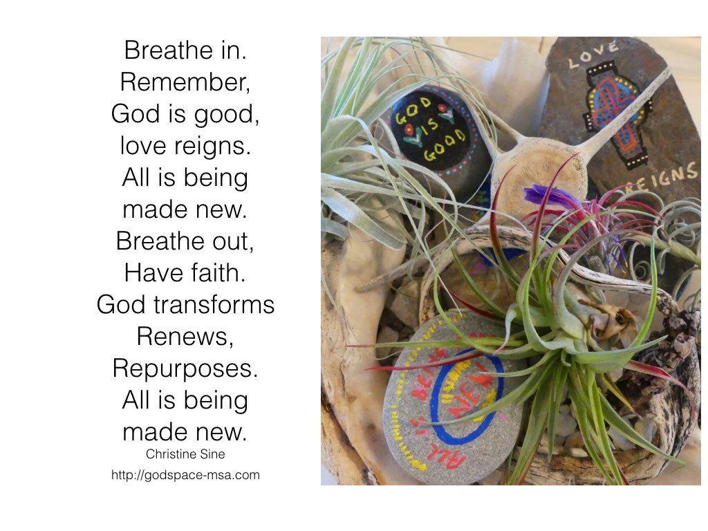 Meditation Monday - Remodelling As A Spiritual Practice #spirituality #spiritualpractice