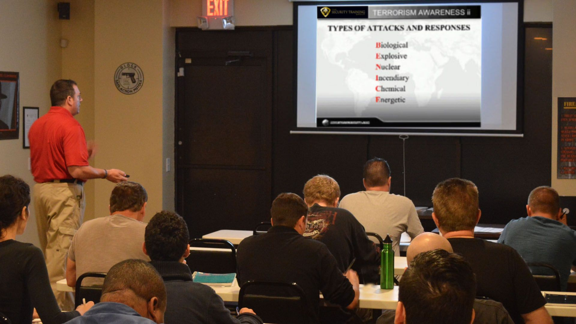 The Security Training Group is the top Security School