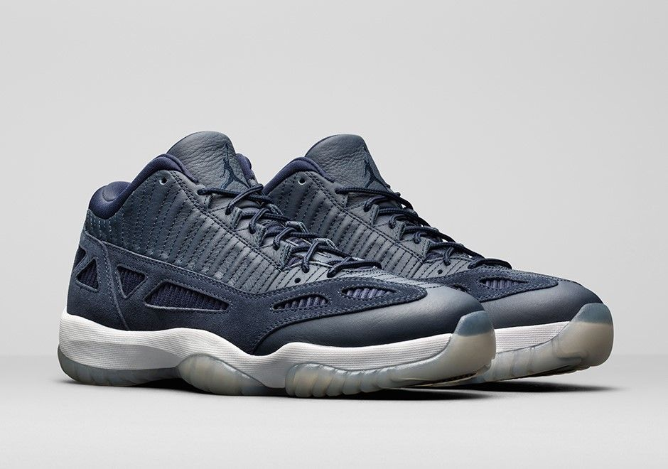 8c1ad3b1589c4f Air Jordan 11 IE Low Midnight - 919712-400 RELEASE DATE  JULY 29TH