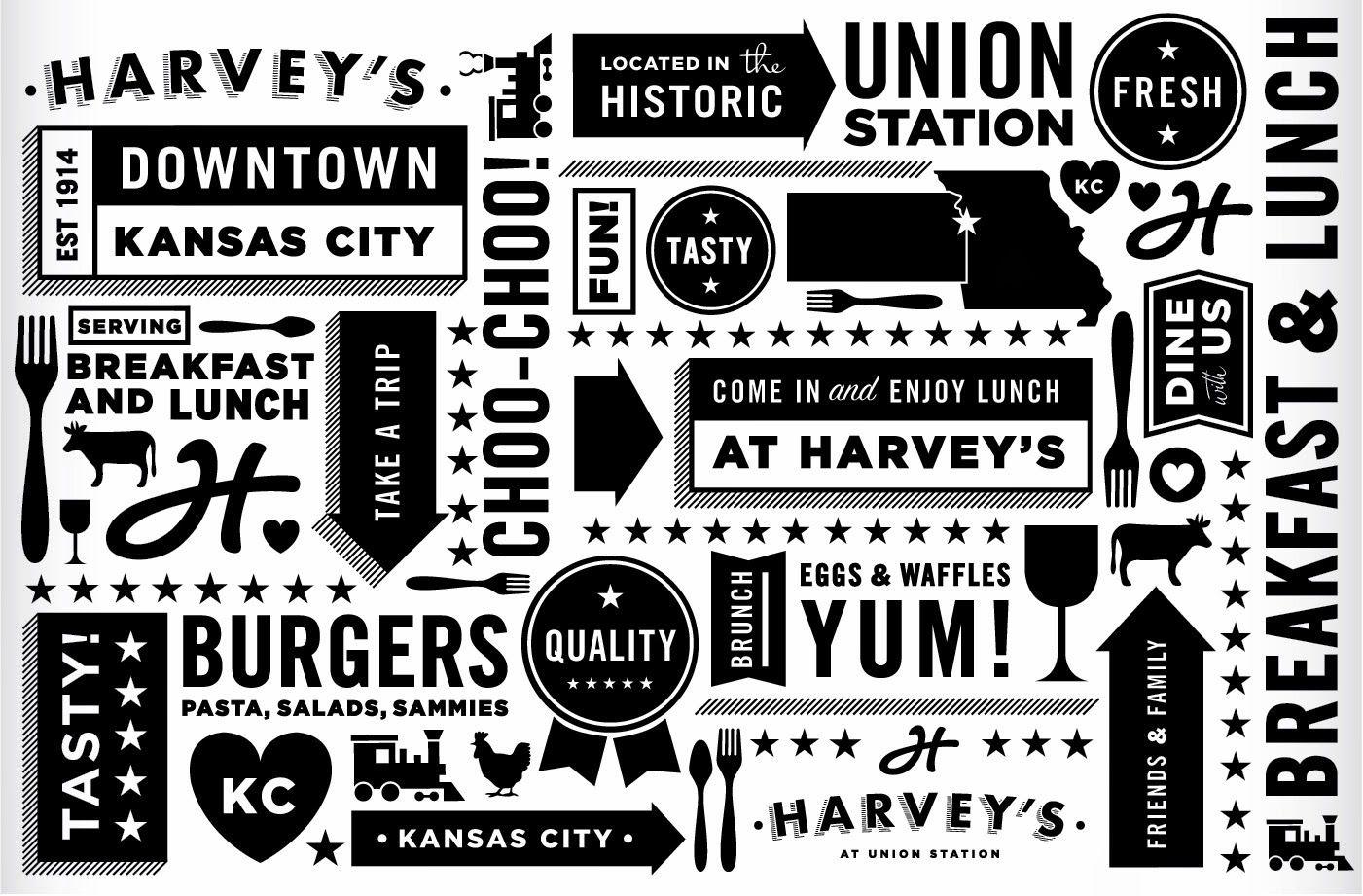 Project Love: Harvey's