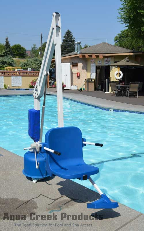 Lifts And Water Chairs In 2019 Pool Equipment Above